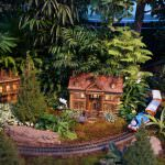 Bronx Holiday NYBG Train Show Thomas