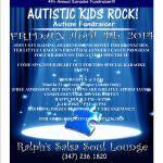 Autistic Kids Rock Karaoke Fundraiser
