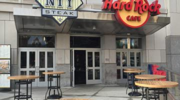More than Baseball: Hard Rock Cafe at Yankee Stadium