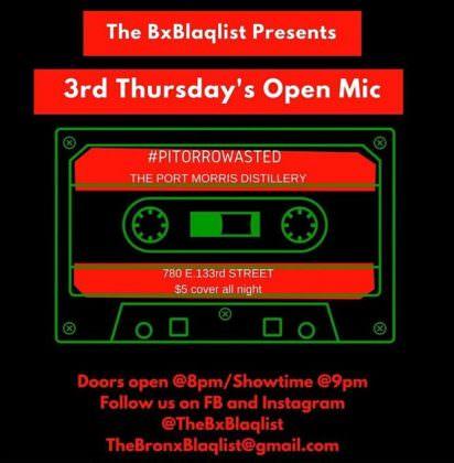 Third Thursday Open Mic